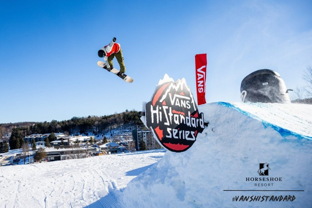 Image result for vans hi standard horseshoe resort